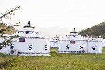 内蒙古蒙古包客户案例