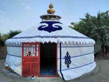 吉林蒙古包客户案例