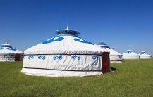 黑龙江蒙古包客户案例