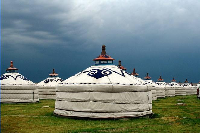 求购旅游蒙古包