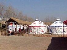 出售住宿蒙古包