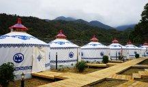住宿蒙古包供应商