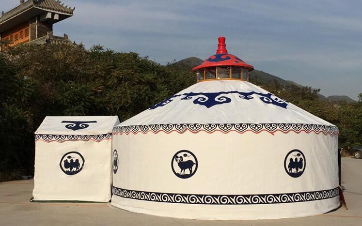 餐饮蒙古包价格多少钱一个?