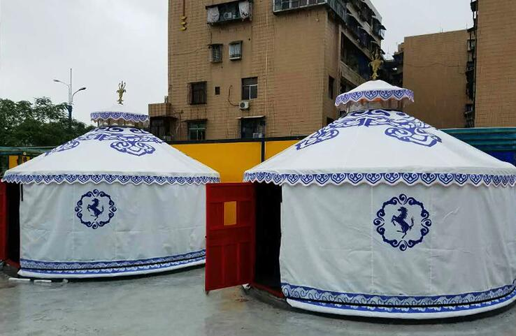 <b>4米住宿蒙古包价格多少钱一个?</b>