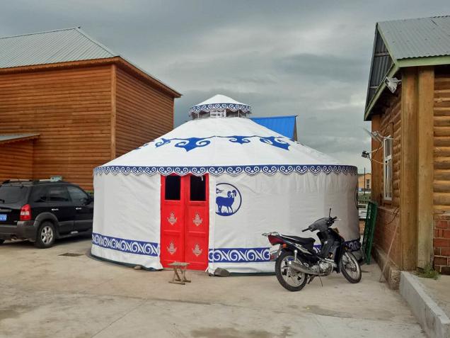 传统型蒙古包